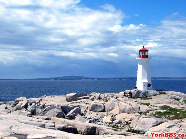 加拿大著名地标:芬迪湾