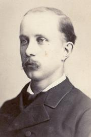 Rev William Edwin Hoy