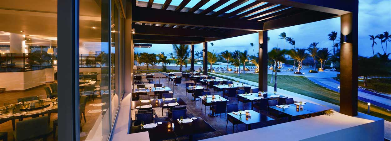 Nine Restaurants at Hard Rock Hotel and Casino Punta Cana